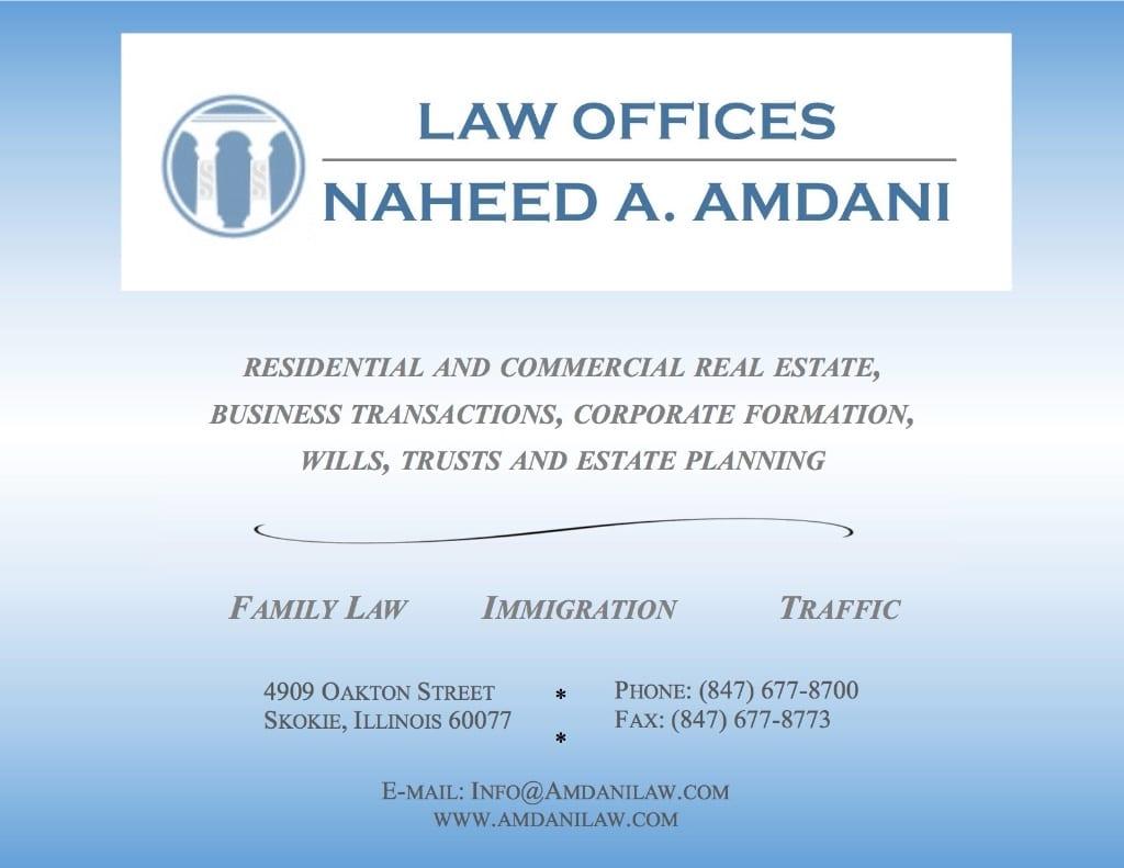 Amdani Law